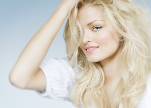В какой цвет перекрасить волосы если была блондинкой