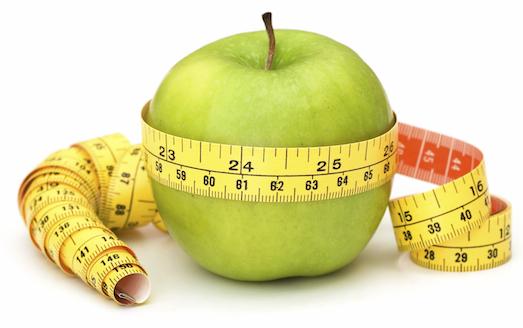 Доступная и эффективная яблочная диета