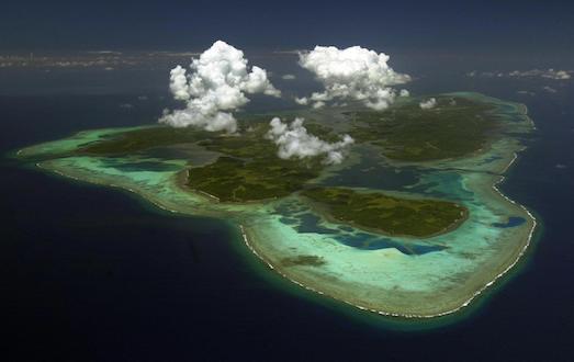 Десять самых крошечных островов в мире