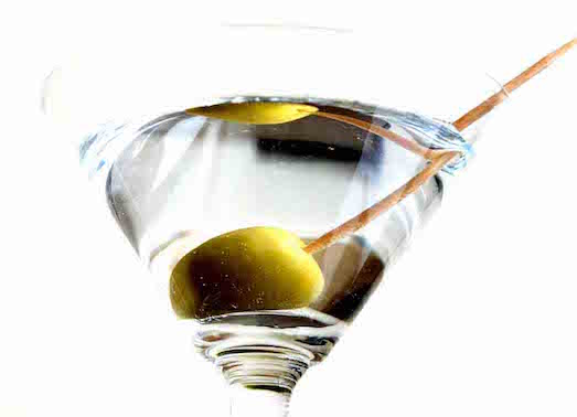 Мартини — отличный напиток для вашей вечеринки