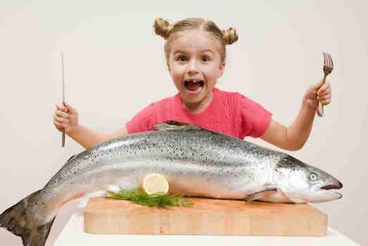 Любите рыбу и хотите похудеть? Тогда эта диета для вас