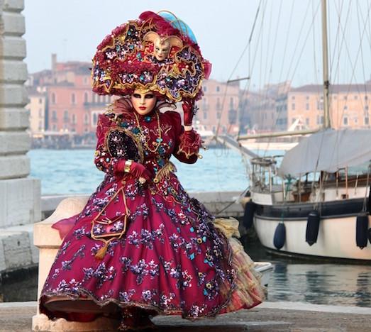 Венецианский карнавал — событие, которое стоит посетить