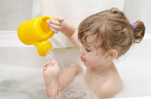 Как правильно закаливать малыша?