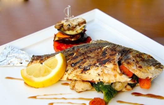 Как приготовить идеально рыбу дорадо?