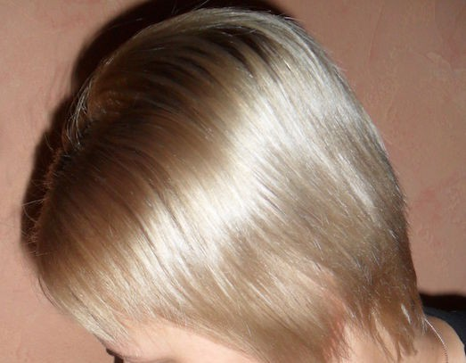Как убрать зеленый оттенок с волос