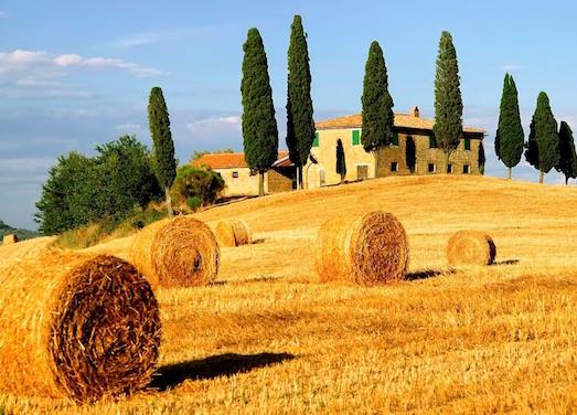 Тоскана — край удивительной красоты и настоящего блаженства