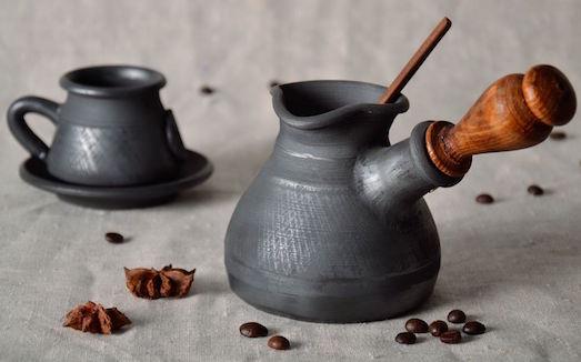 Как выбрать правильную турку для кофе?