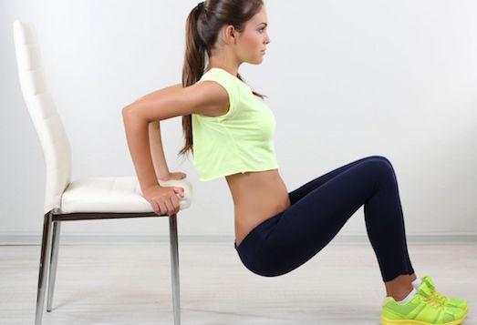 Чем полезны упражнения с собственным весом?