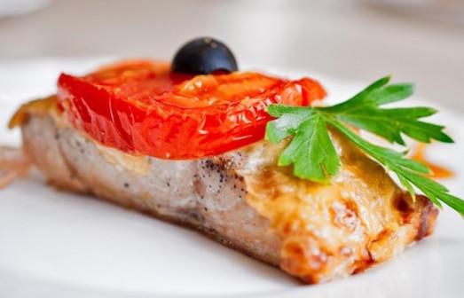 Интересные блюда из рыбки кета