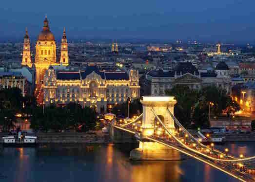 Плюсы и минусы встречи Нового года в Будапеште