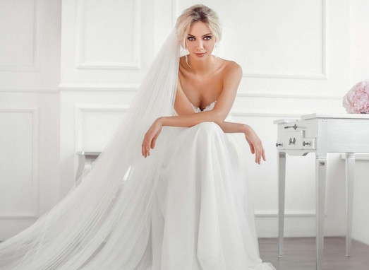Быстрые методы продажи свадебного платья