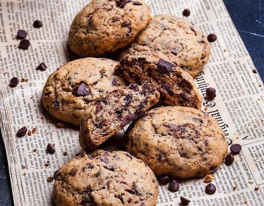 рецепты простых печений в домашних условиях для детей