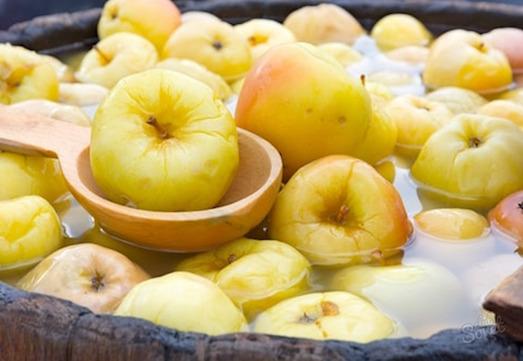Секреты приготовления вкусных моченых яблок