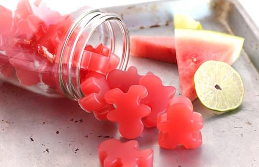 Домашние и вкусные желейные конфеты