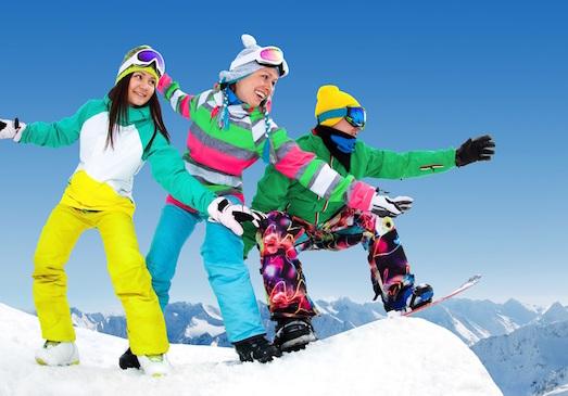 Куда поехать с ребенком на зимние каникулы?
