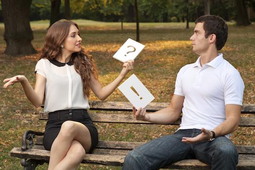 Правила общения с бывшим любимым человеком