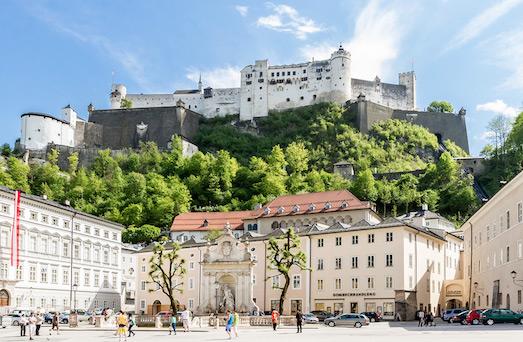 Хоэнзальцбург — место, которое стоит посетить
