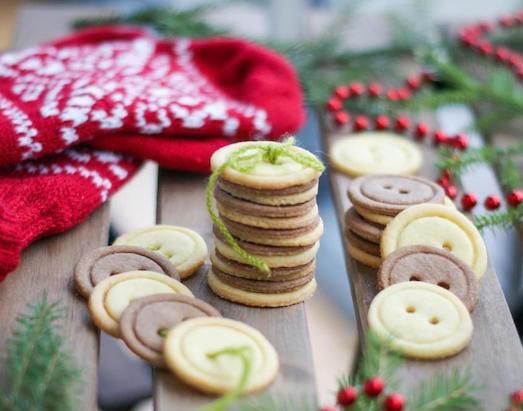 Красивое печенье своими руками