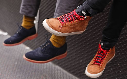 78d89412a1be Какой же будет модная и стильная мужская обувь в будущем 2017 году   Коллекции порадуют огромным разнообразием всевозможных моделей  от  сдержанных и ...