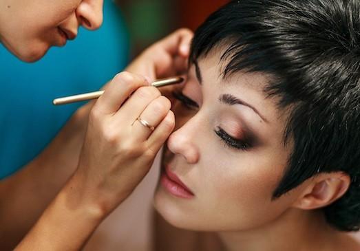 лифтинг макияж возврастной