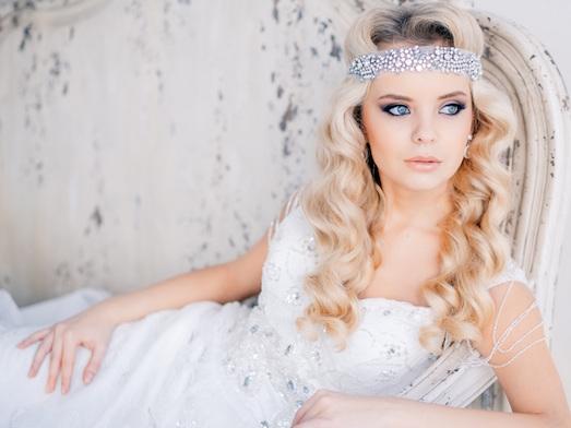 Десять самых интересных головных уборов невест