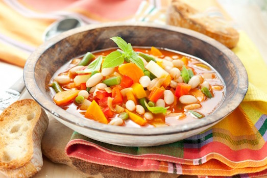 Секреты приготовления идеального супа минестроне