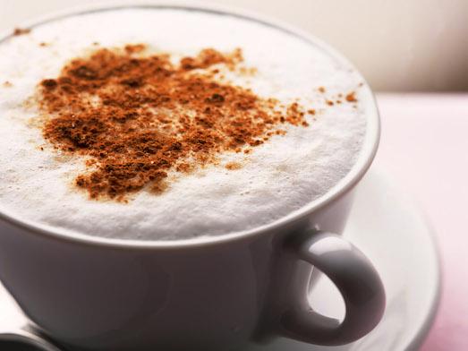 Как своими руками приготовить кофе с пенкой?