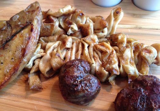 Оригинальные блюда из говяжьего вымени