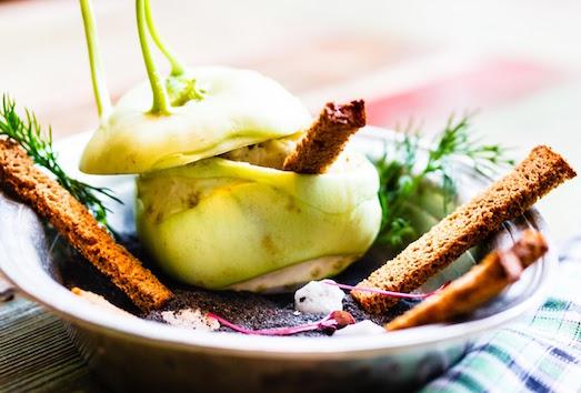 Как правильно готовить капусту кольраби?