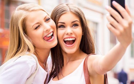 Секреты идеального макияжа для селфи