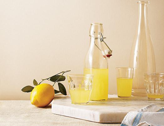 Особенности приготовления домашнего лимончелло