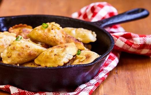 Жареные пельмени — оригинальное блюдо для вашего стола