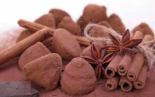 Трюфели — нежные и вкусные конфеты