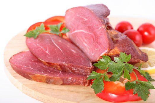 Рецепт справжнього балика з м'яса