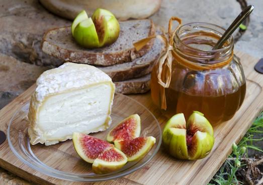 Вкусный и полезный сыр из козьего молока