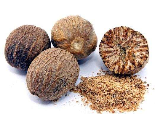 аллергия на мускатный орех