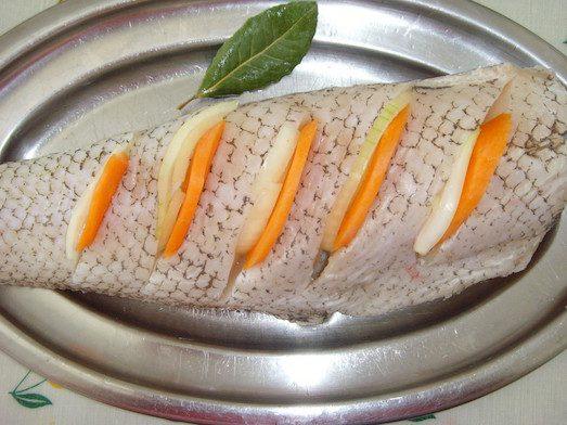 Гренадер — отличный ингредиент для диетического блюда