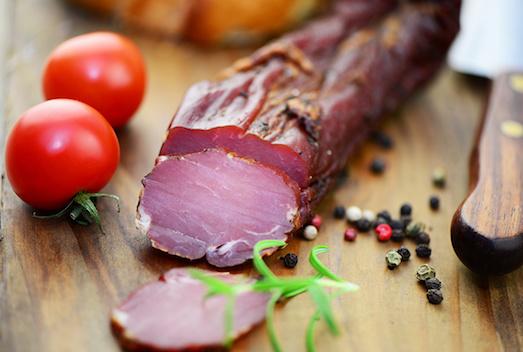 Рецепт настоящего балыка из мяса