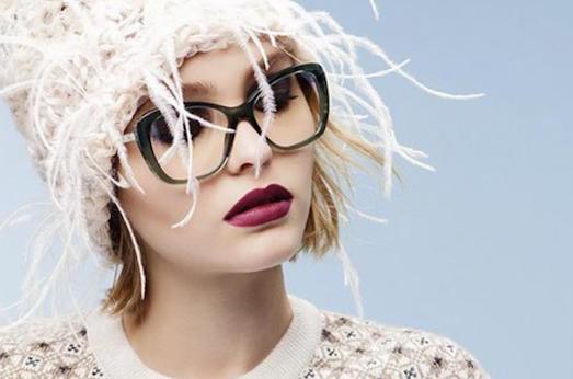 Секрети створення макіяжу під окуляри