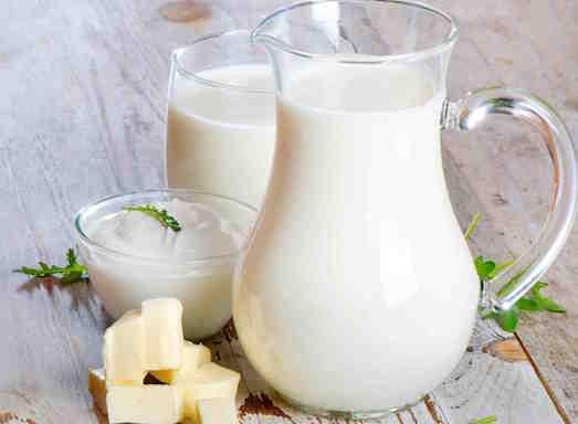 Как пить молоко, чтобы похудеть?