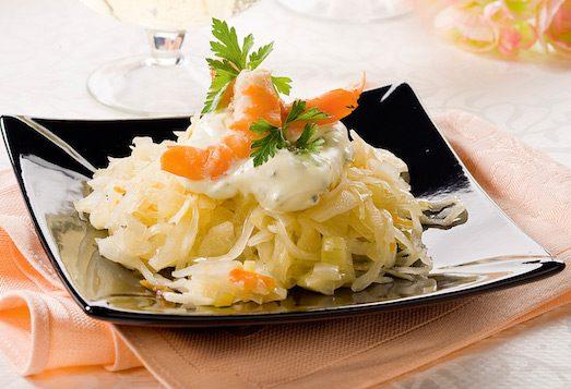 Яркие блюда из белокочанной капусты