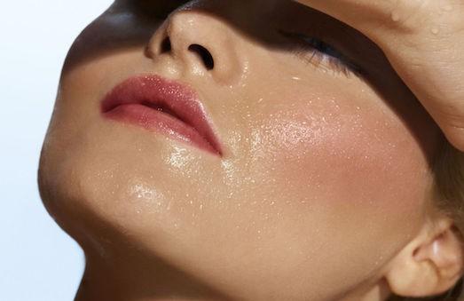 Как справиться с сильным блеском кожи?