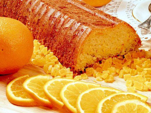 Вкусный и простой в приготовлении кекс из апельсинов