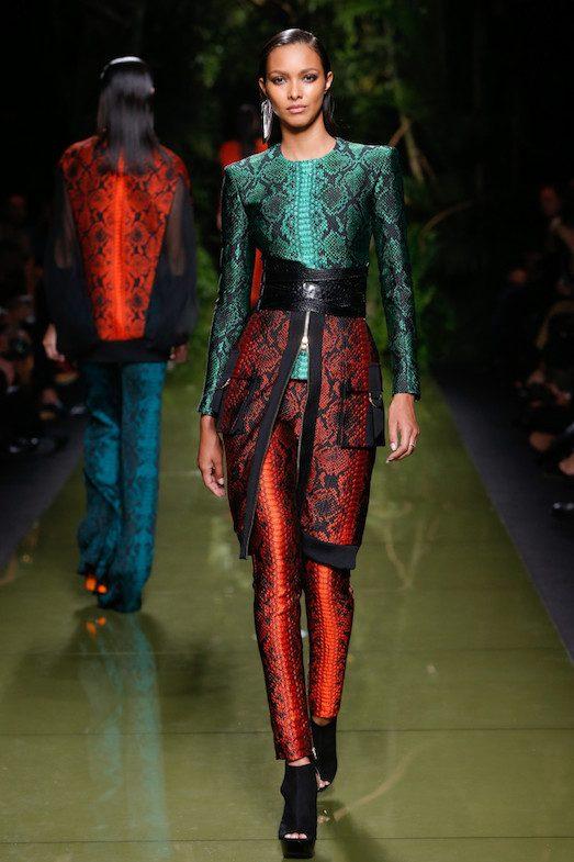 С чем модно носить леггинсы в 2017 году?