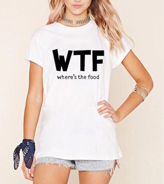 Самые модные варианты футболок в 2017