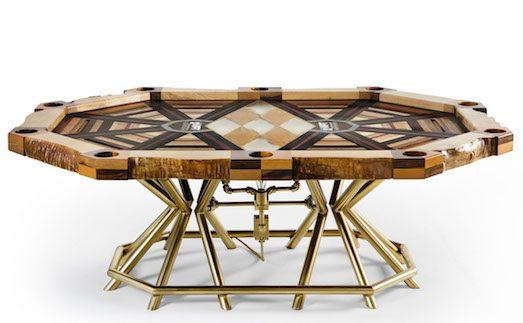 Простые и доступные способы реставрации стола
