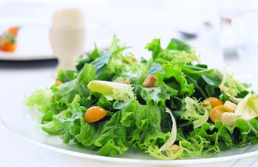 Смачні і корисні салати для схуднення