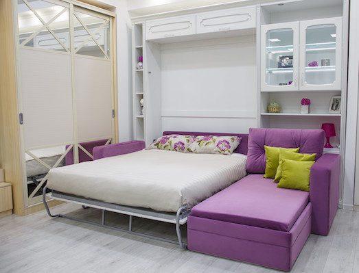 Як вибрати шафу-ліжко?