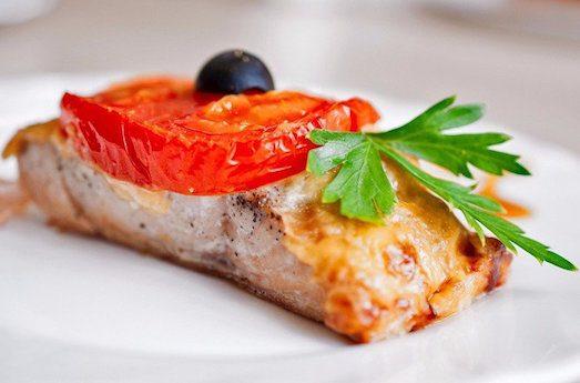Секреты приготовления рыбы по-гречески