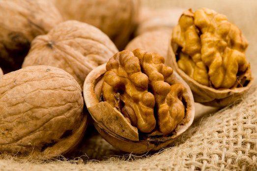 Основные правила сушки орехов